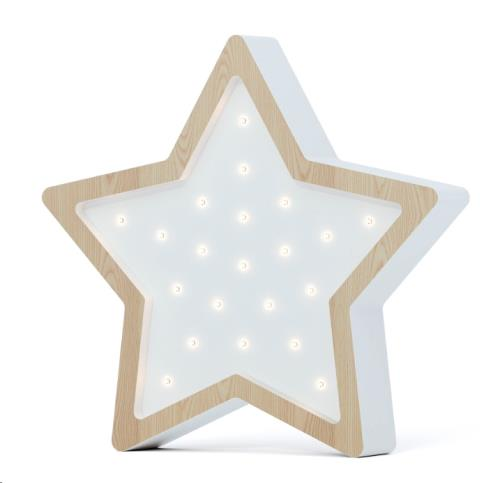 SABO STAR WOODEN & WHITE