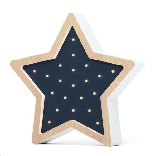 SABO STAR WOODEN & DEEP BLUE