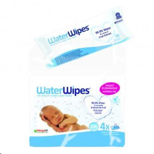 WaterWipes 240st (4 x 60st)
