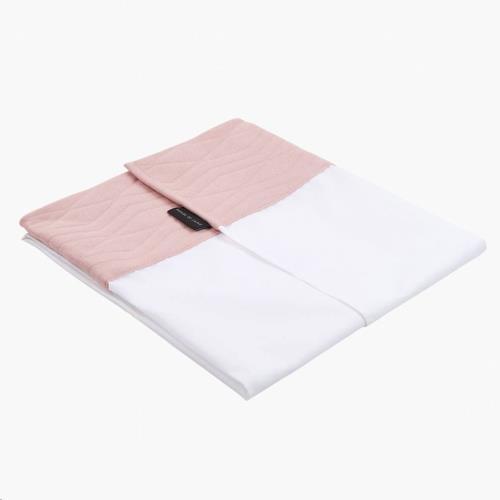 Wieglaken Geometry Jacquard - Powder Pink