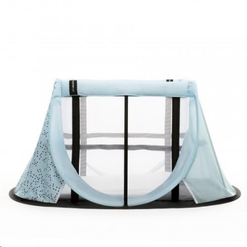 Instant Travel Cot reisbed - Blue mountain