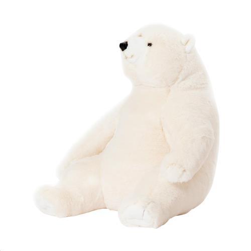 Zittende ijsbeer Victor