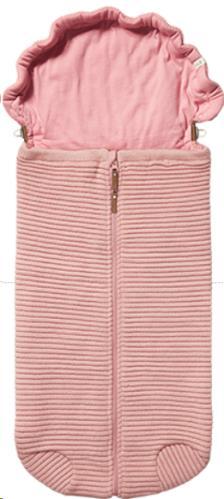 Ribbed Essentials nest   Pink