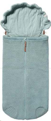 Ribbed Essentials nest   Mint