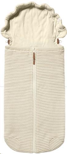Ribbed Essentials nest   Off-white