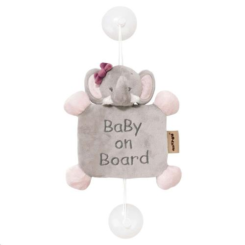 Adele & Valentine Baby On Board Olifant