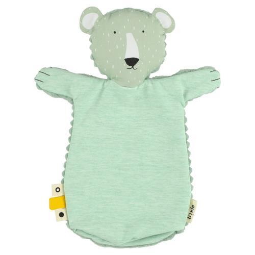 Speelgoed | Handpop - Mr. Polar Bear - 24-269