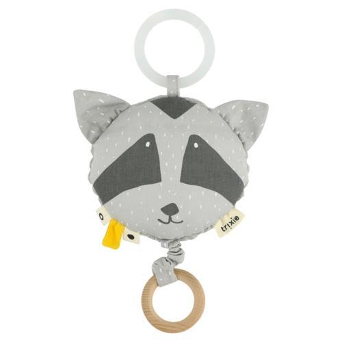 Speelgoed | Muziekmobiel - Mr. Raccoon - 24-298