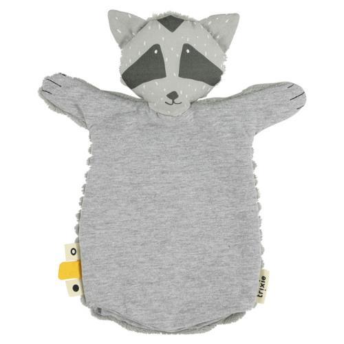 Speelgoed | Handpop  Mr. Raccoon  -24-299