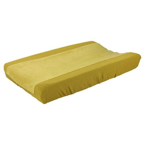 Aankleedkussenhoes | 45x68cm - Bliss Mustard - 70-023