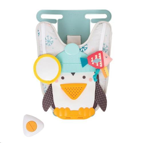 Penguin Play&Kick Car Toy