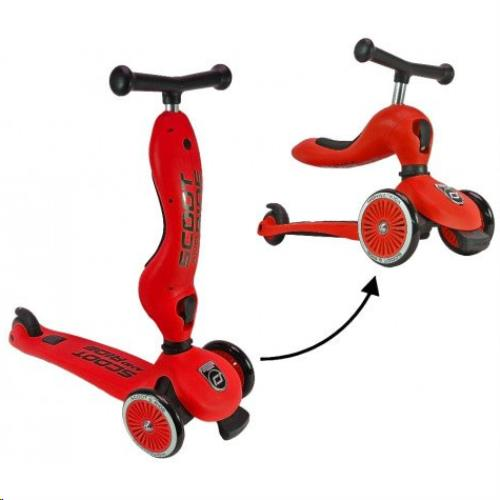 Scoot and Ride - Highwaykick 1 - Red