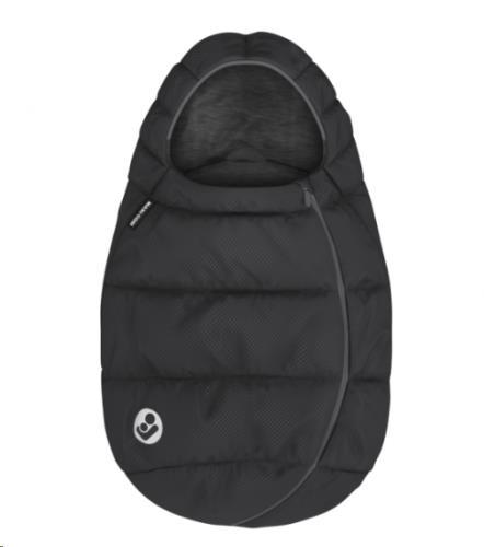 Baby Voetenzak Essential Black (Groep 0+)