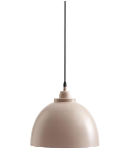 Hanglamp metaal roze
