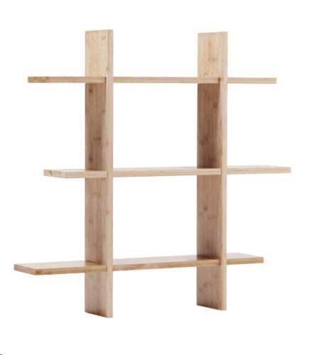 Wandplank Bamboo