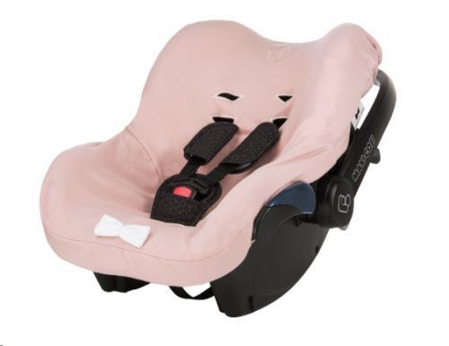 Autostoelhoes Powder Pink